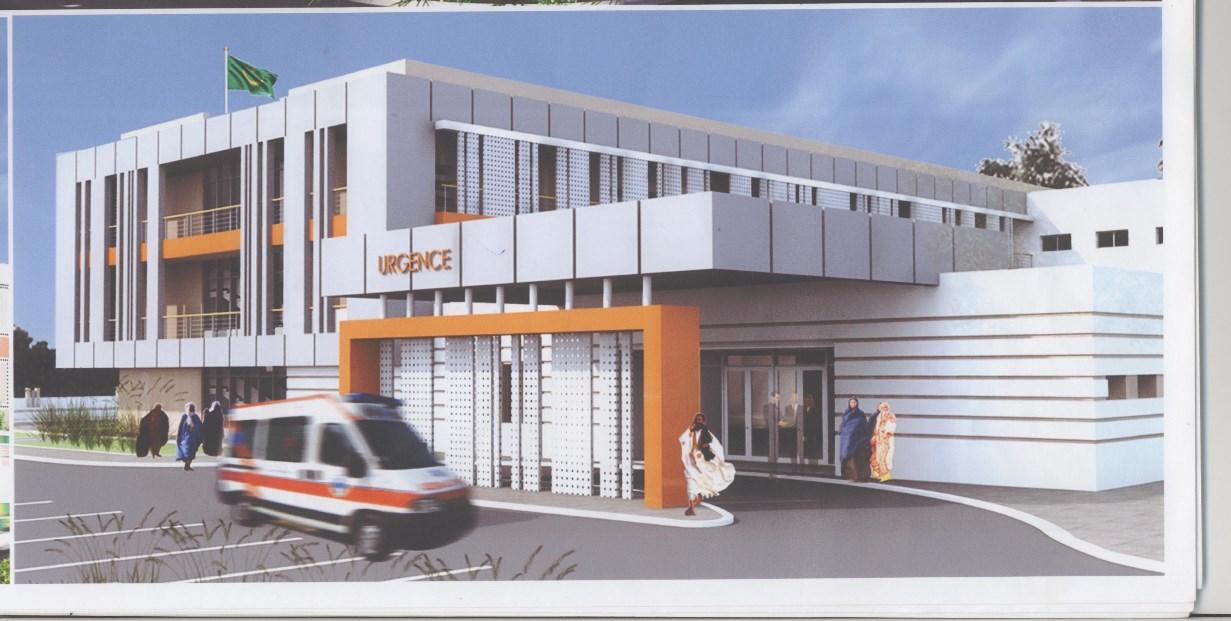 le dsormais centre national de cardiologie qui assurait les soins en cardiologie sera mut en hpital moderne - Hapital Moderne