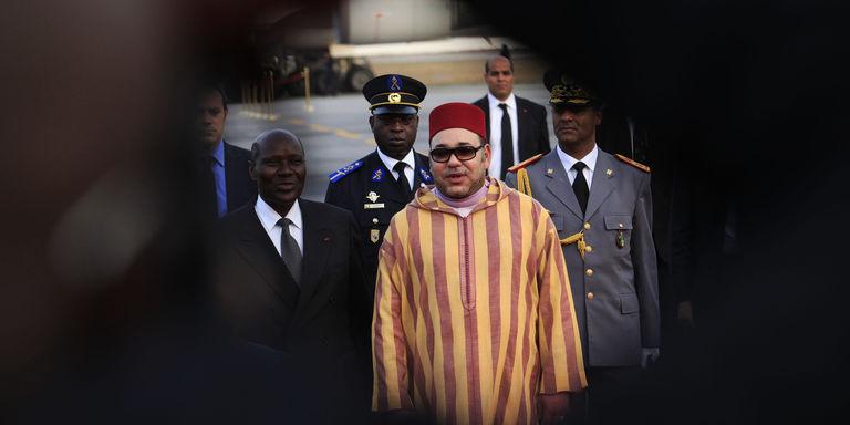 le roi du maroc adresse un message l 39 union africaine le calame. Black Bedroom Furniture Sets. Home Design Ideas